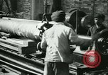 Image of 155mm artillery being loaded in World War I Saint Cloud France, 1918, second 25 stock footage video 65675022478