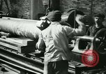 Image of 155mm artillery being loaded in World War I Saint Cloud France, 1918, second 27 stock footage video 65675022478