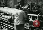 Image of 155mm artillery being loaded in World War I Saint Cloud France, 1918, second 28 stock footage video 65675022478