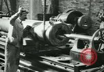 Image of 155mm artillery being loaded in World War I Saint Cloud France, 1918, second 29 stock footage video 65675022478