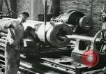 Image of 155mm artillery being loaded in World War I Saint Cloud France, 1918, second 30 stock footage video 65675022478