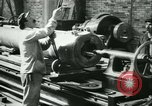 Image of 155mm artillery being loaded in World War I Saint Cloud France, 1918, second 33 stock footage video 65675022478