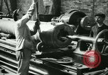 Image of 155mm artillery being loaded in World War I Saint Cloud France, 1918, second 34 stock footage video 65675022478