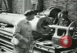 Image of 155mm artillery being loaded in World War I Saint Cloud France, 1918, second 36 stock footage video 65675022478