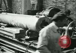 Image of 155mm artillery being loaded in World War I Saint Cloud France, 1918, second 37 stock footage video 65675022478