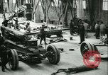 Image of 155mm artillery being loaded in World War I Saint Cloud France, 1918, second 38 stock footage video 65675022478