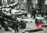Image of 155mm artillery being loaded in World War I Saint Cloud France, 1918, second 42 stock footage video 65675022478