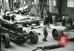 Image of 155mm artillery being loaded in World War I Saint Cloud France, 1918, second 45 stock footage video 65675022478