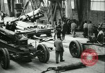 Image of 155mm artillery being loaded in World War I Saint Cloud France, 1918, second 46 stock footage video 65675022478