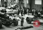 Image of 155mm artillery being loaded in World War I Saint Cloud France, 1918, second 47 stock footage video 65675022478