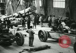 Image of 155mm artillery being loaded in World War I Saint Cloud France, 1918, second 49 stock footage video 65675022478