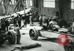 Image of 155mm artillery being loaded in World War I Saint Cloud France, 1918, second 51 stock footage video 65675022478