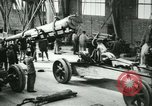 Image of 155mm artillery being loaded in World War I Saint Cloud France, 1918, second 52 stock footage video 65675022478