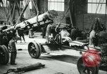 Image of 155mm artillery being loaded in World War I Saint Cloud France, 1918, second 54 stock footage video 65675022478