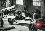 Image of 155mm artillery being loaded in World War I Saint Cloud France, 1918, second 56 stock footage video 65675022478