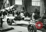 Image of 155mm artillery being loaded in World War I Saint Cloud France, 1918, second 57 stock footage video 65675022478
