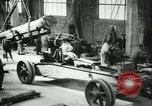Image of 155mm artillery being loaded in World War I Saint Cloud France, 1918, second 58 stock footage video 65675022478
