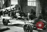 Image of 155mm artillery being loaded in World War I Saint Cloud France, 1918, second 60 stock footage video 65675022478