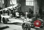 Image of 155mm artillery being loaded in World War I Saint Cloud France, 1918, second 61 stock footage video 65675022478