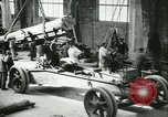 Image of 155mm artillery being loaded in World War I Saint Cloud France, 1918, second 62 stock footage video 65675022478