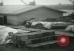 Image of French 155 mm Howitzers at factory World War I Gironde France, 1918, second 51 stock footage video 65675022481