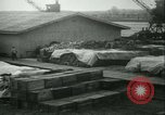 Image of French 155 mm Howitzers at factory World War I Gironde France, 1918, second 54 stock footage video 65675022481