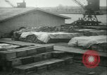 Image of French 155 mm Howitzers at factory World War I Gironde France, 1918, second 57 stock footage video 65675022481