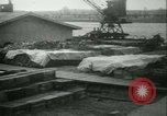 Image of French 155 mm Howitzers at factory World War I Gironde France, 1918, second 61 stock footage video 65675022481