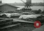 Image of French 155 mm Howitzers at factory World War I Gironde France, 1918, second 62 stock footage video 65675022481