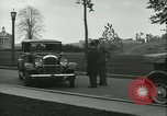 Image of Henry Ford and Andre Citroen Dearborn Michigan USA, 1930, second 5 stock footage video 65675022483