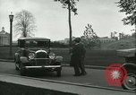 Image of Henry Ford and Andre Citroen Dearborn Michigan USA, 1930, second 6 stock footage video 65675022483