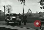 Image of Henry Ford and Andre Citroen Dearborn Michigan USA, 1930, second 8 stock footage video 65675022483