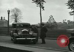 Image of Henry Ford and Andre Citroen Dearborn Michigan USA, 1930, second 9 stock footage video 65675022483