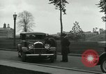 Image of Henry Ford and Andre Citroen Dearborn Michigan USA, 1930, second 10 stock footage video 65675022483