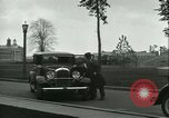 Image of Henry Ford and Andre Citroen Dearborn Michigan USA, 1930, second 15 stock footage video 65675022483