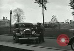 Image of Henry Ford and Andre Citroen Dearborn Michigan USA, 1930, second 16 stock footage video 65675022483