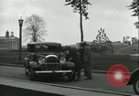 Image of Henry Ford and Andre Citroen Dearborn Michigan USA, 1930, second 18 stock footage video 65675022483