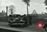 Image of Henry Ford and Andre Citroen Dearborn Michigan USA, 1930, second 19 stock footage video 65675022483