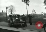 Image of Henry Ford and Andre Citroen Dearborn Michigan USA, 1930, second 20 stock footage video 65675022483