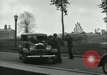 Image of Henry Ford and Andre Citroen Dearborn Michigan USA, 1930, second 21 stock footage video 65675022483