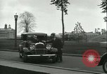 Image of Henry Ford and Andre Citroen Dearborn Michigan USA, 1930, second 23 stock footage video 65675022483