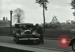Image of Henry Ford and Andre Citroen Dearborn Michigan USA, 1930, second 24 stock footage video 65675022483