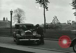 Image of Henry Ford and Andre Citroen Dearborn Michigan USA, 1930, second 25 stock footage video 65675022483