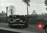Image of Henry Ford and Andre Citroen Dearborn Michigan USA, 1930, second 27 stock footage video 65675022483