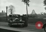 Image of Henry Ford and Andre Citroen Dearborn Michigan USA, 1930, second 28 stock footage video 65675022483