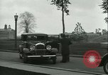 Image of Henry Ford and Andre Citroen Dearborn Michigan USA, 1930, second 33 stock footage video 65675022483