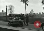 Image of Henry Ford and Andre Citroen Dearborn Michigan USA, 1930, second 35 stock footage video 65675022483