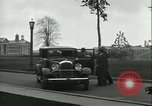 Image of Henry Ford and Andre Citroen Dearborn Michigan USA, 1930, second 37 stock footage video 65675022483