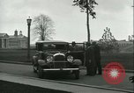 Image of Henry Ford and Andre Citroen Dearborn Michigan USA, 1930, second 38 stock footage video 65675022483