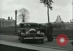 Image of Henry Ford and Andre Citroen Dearborn Michigan USA, 1930, second 39 stock footage video 65675022483